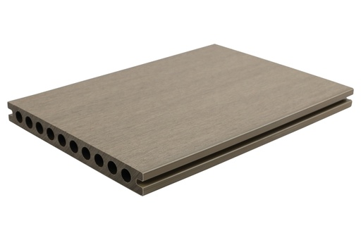 FiberDeck WPC XL 2.3x21.0cm | multigrey light